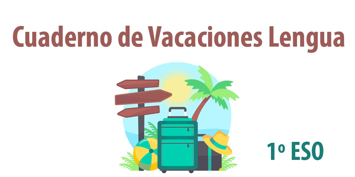 cuaderno de vacaciones para imprimir 1 Eso