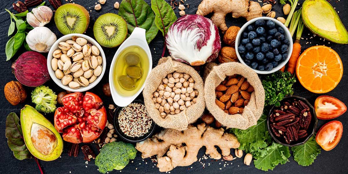 Los alimentos y los nutrientes Qué son y cuales son sus diferencias