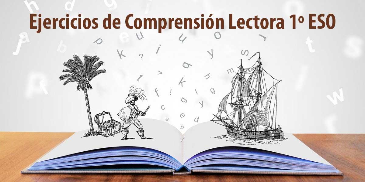 Ejercicios de compresión lectora con el juego PALABRAS LOCAS 1º ESO